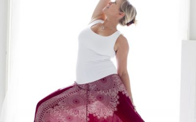 Virtual yoga workshop flow and let go Saturday 20th June 10am to 12pm