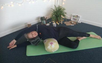 Yin, restorative with yoga nidra evening 6th Feb 7pm to 9pm