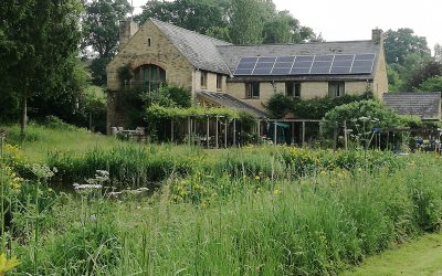 Cotswold's yoga weekend retreat March 26th to 28th 2021